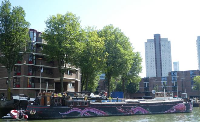 Streetart in Rotterdam 08