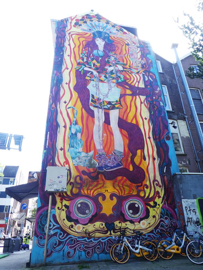 Streetart in Rotterdam 12