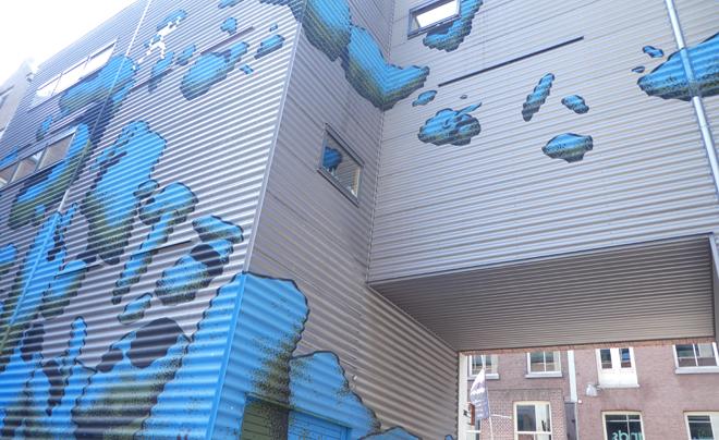 Streetart in Rotterdam 13