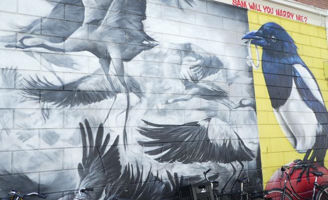 Streetart in Rotterdam 14