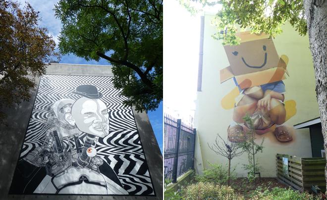 Streetart in Rotterdam 15
