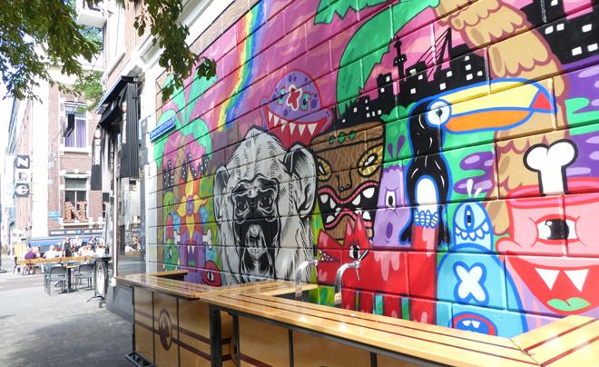 Streetart in Rotterdam 16