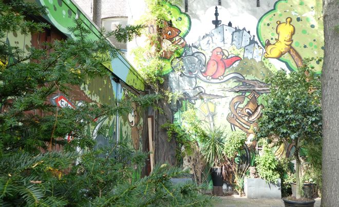 Streetart in Rotterdam 17