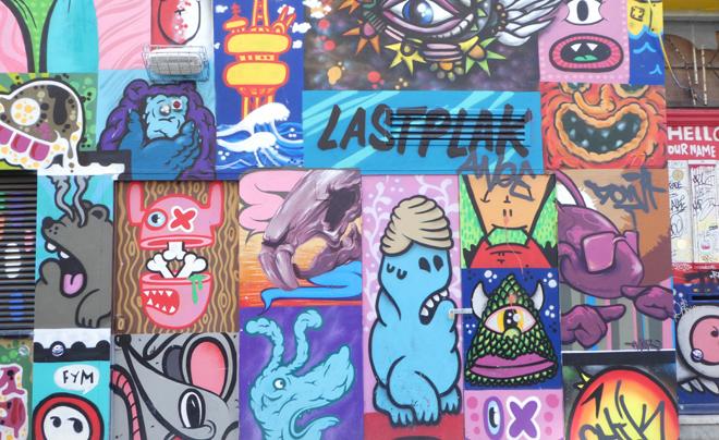 Streetart in Rotterdam 18