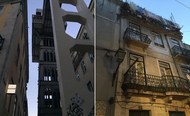 Zigzaggend door hartje Lissabon 02