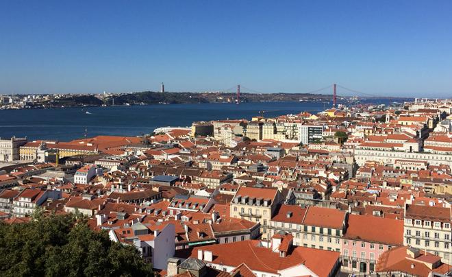 Zigzaggend door hartje Lissabon 03