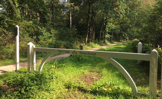 Wandelen op de Utrechtse Heuvelrug 13