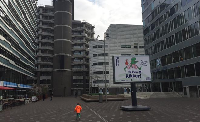 met kinderen naar het Kinderboekenmuseum in Den Haag 05