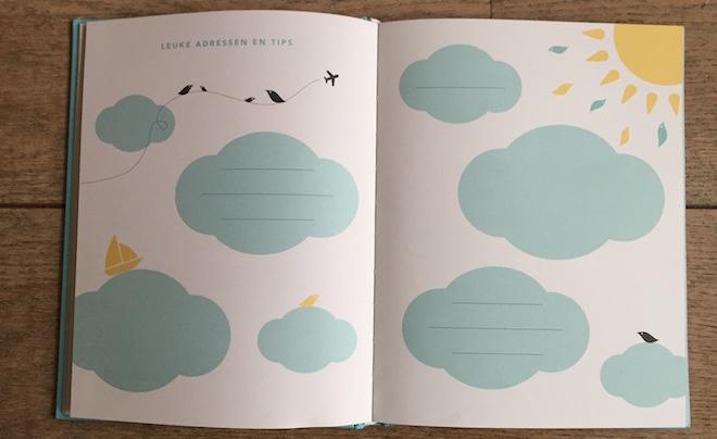 vakantiedagboek vol mooie herinneringen 06