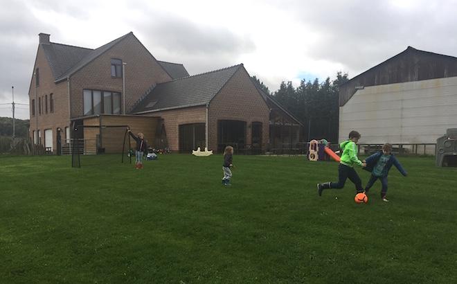 Kindvriendelijke accommodatie in de Vlaamse Ardennen 15