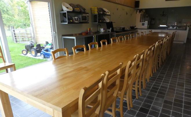 kindvriendelijke accommodatie in de Vlaamse Ardennen 19