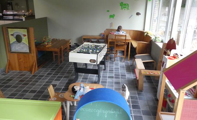 kindvriendelijke accommodatie in de Vlaamse Ardennen 21