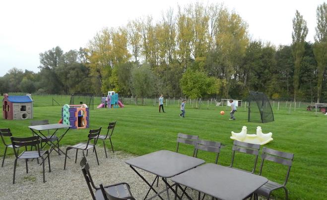 kindvriendelijke accommodatie in de Vlaamse Ardennen 22