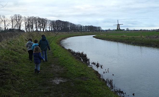 op stedentrip naar de kleinste stad van Nederland 13