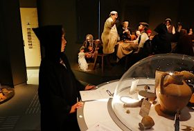 Reis door de tijd in het Provinciaal Archeologisch Museum Ename