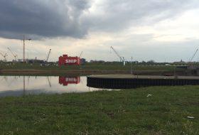 Voor even sluiswachter bij SHIP in het havengebied van IJmuiden