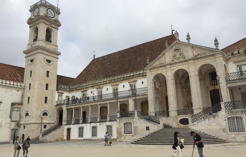 De universiteit van Coimbra 02