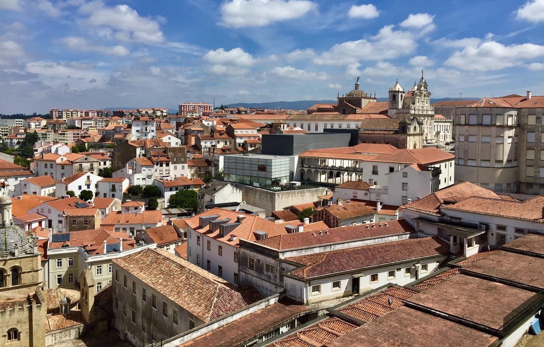 De universiteit van Coimbra 04