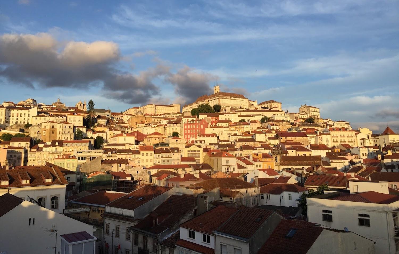 De universiteit van Coimbra 09