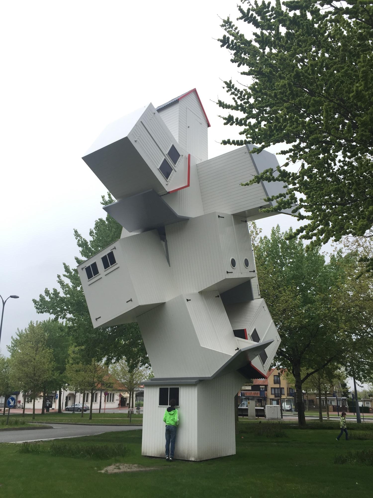 Kunstwerken aan de Belgische Kust 04