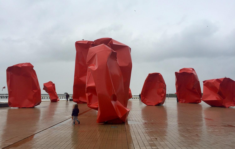 Kunstwerken aan de Belgische Kust 12