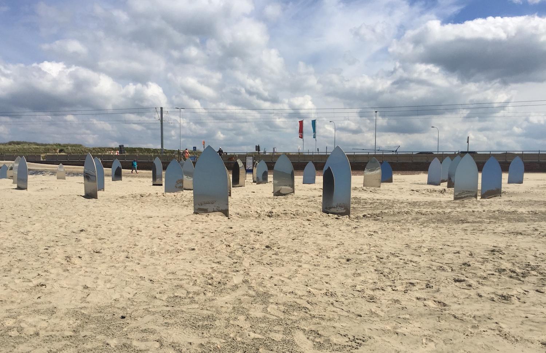 Kunstwerken aan de Belgische Kust 13