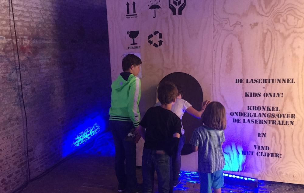 Fort Napoleon met kinderen 14