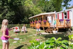 Luxe kamperen op een Siblu-camping in Frankrijk