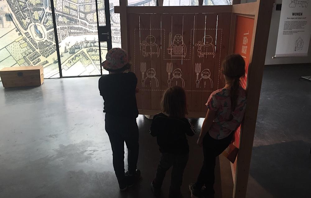 familietentoonstelling Boer en Burcht in Museum Vlaardingen 02