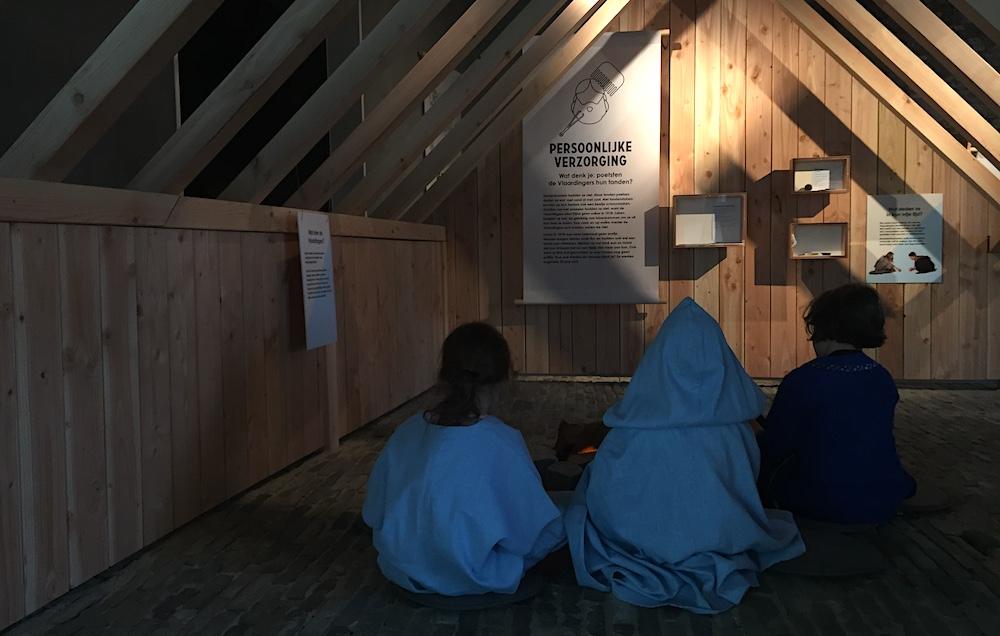 familietentoonstelling Boer en Burcht in Museum Vlaardingen 05