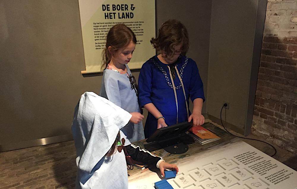 familietentoonstelling Boer en Burcht in Museum Vlaardingen 06