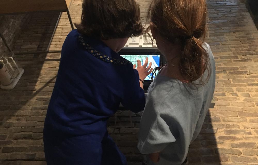 familietentoonstelling Boer en Burcht in Museum Vlaardingen 07