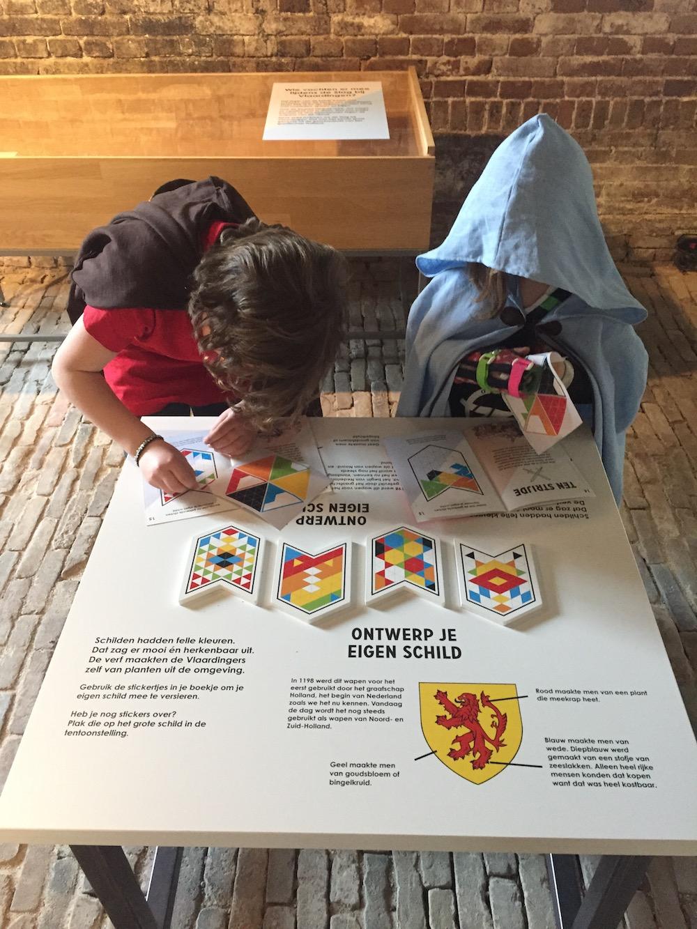 familietentoonstelling Boer en Burcht in Museum Vlaardingen 10