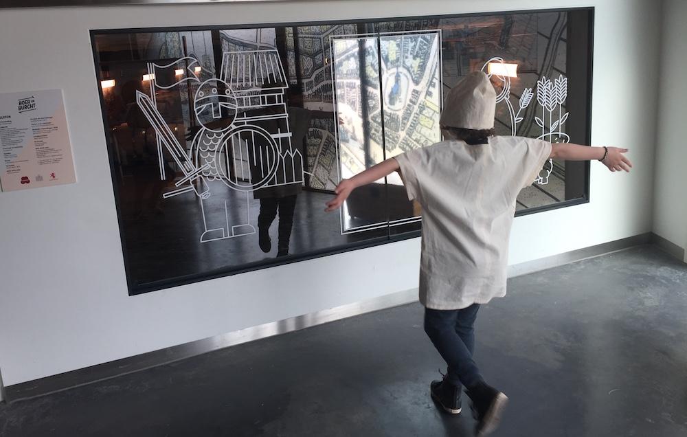 familietentoonstelling Boer en Burcht in Museum Vlaardingen 21