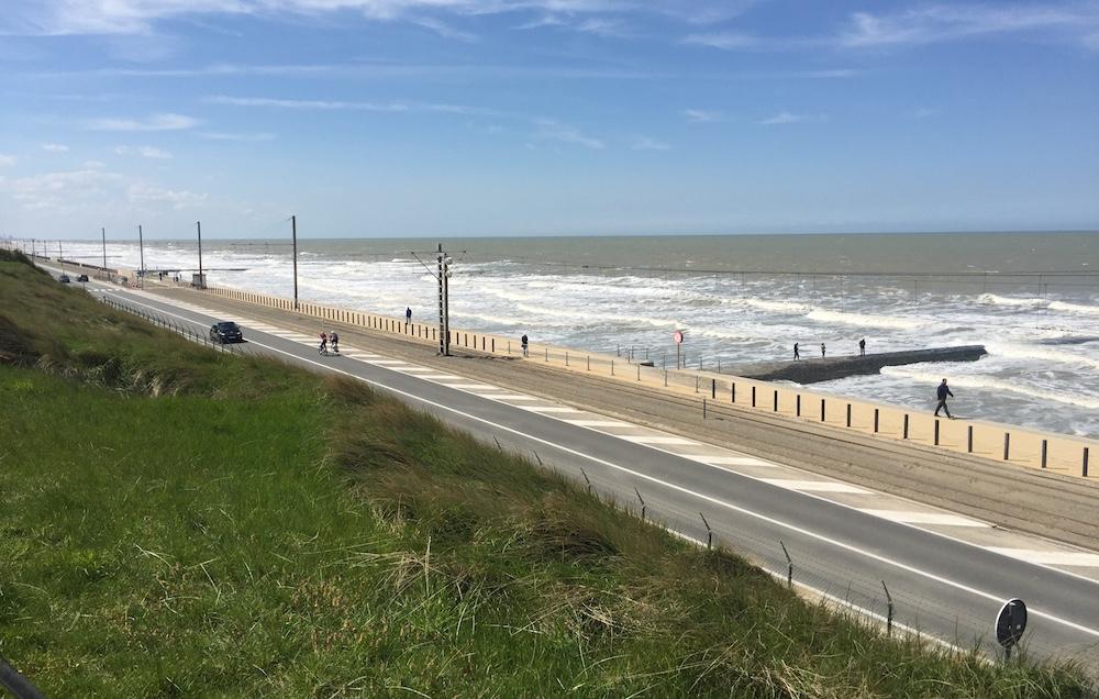 Leukste Belgische kustplaatsen - Raversijde