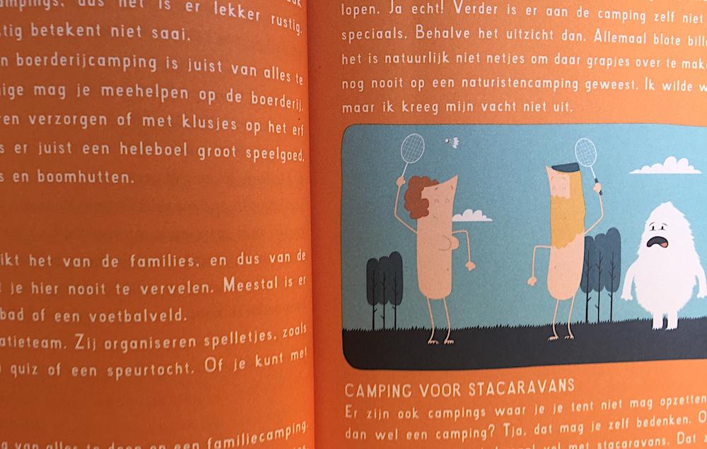 Kinderboek over kamperen 03