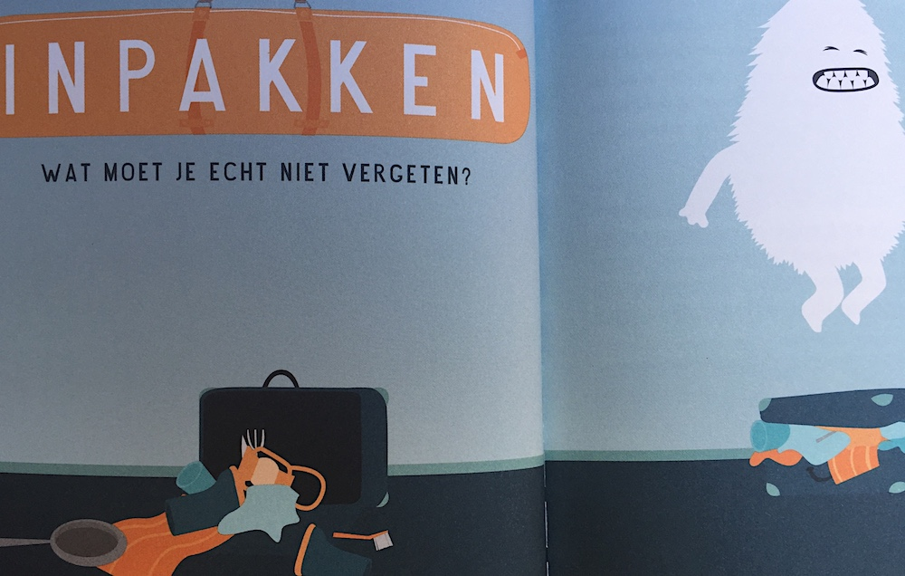 Kinderboek over kamperen 06