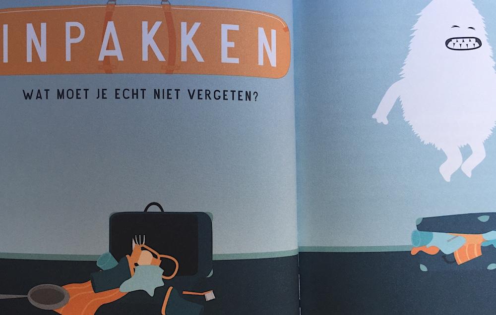 Kinderboek over kamperen 06