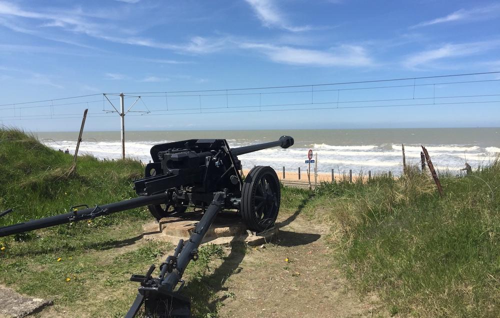 doen aan de Belgische kust met kinderen - Atlantikwall
