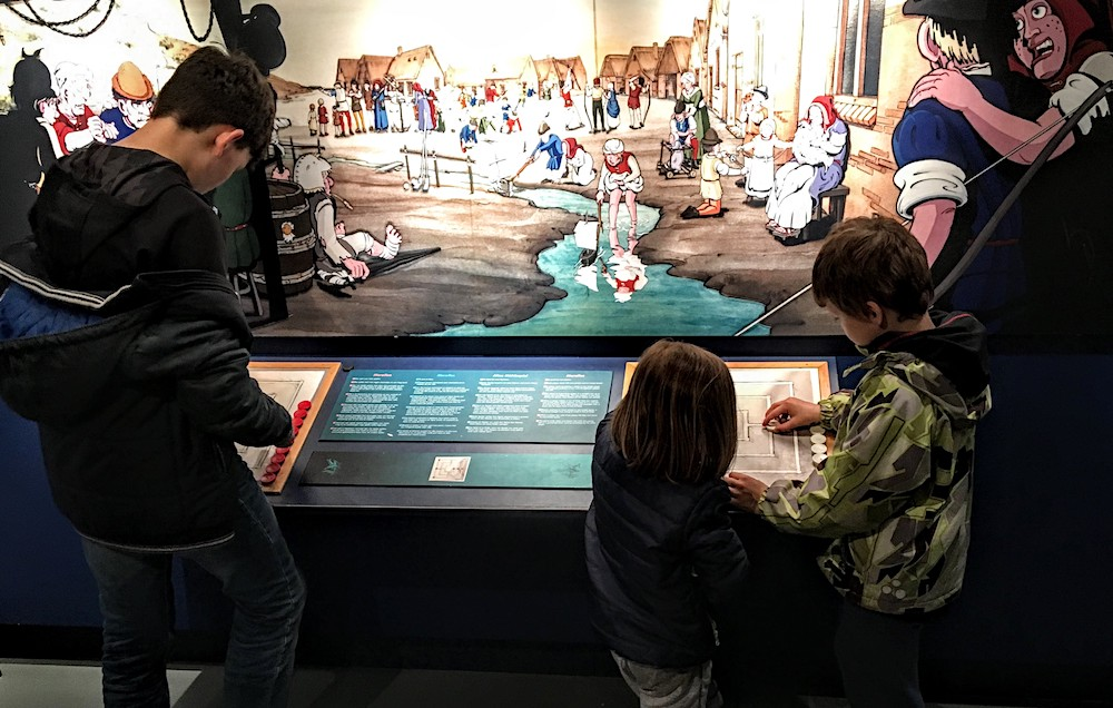 Doen aan de Belgische kust met kinderen - Anno 1465