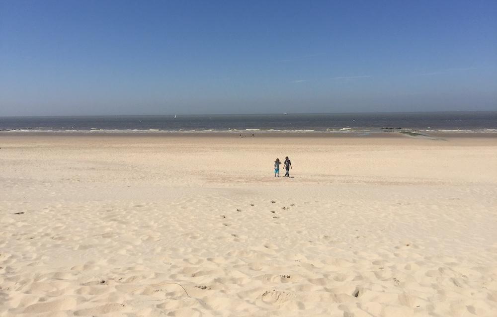 Doen aan de Belgische kust met kinderen - strand