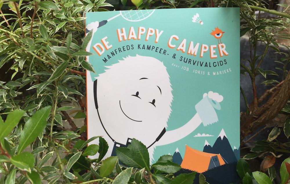 Kinderboek over kamperen 09
