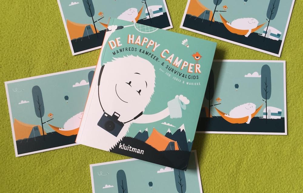 Kinderboek over kamperen 10