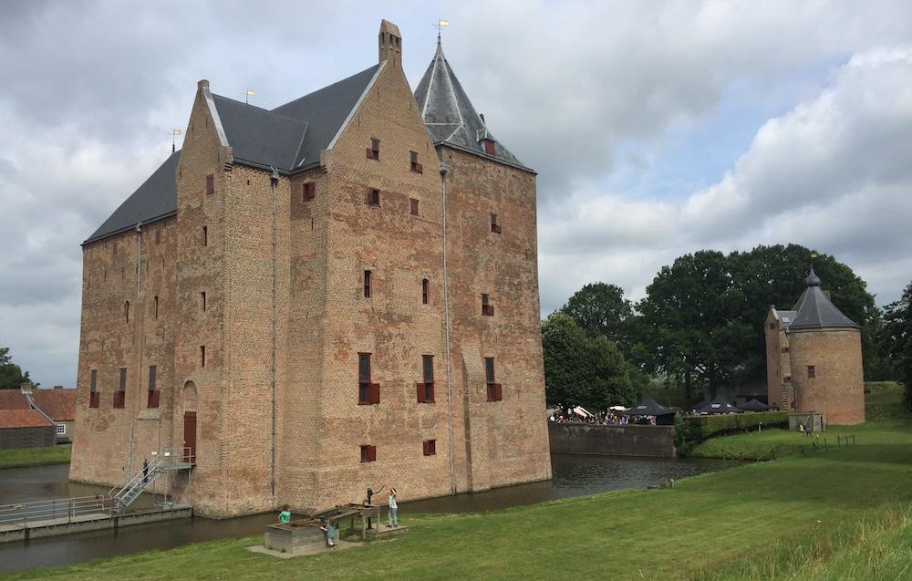 Dagje Vestingdriehoek - Slot Loevestein 14