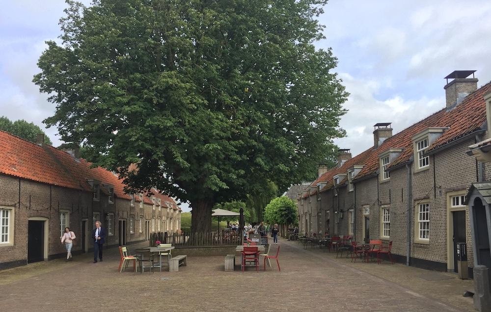 Dagje Vestingdriehoek - Slot Loevestein 15