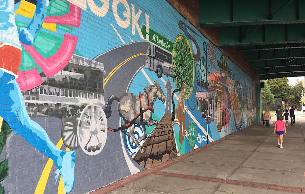 Doen in New York met kinderen - Streetart 02
