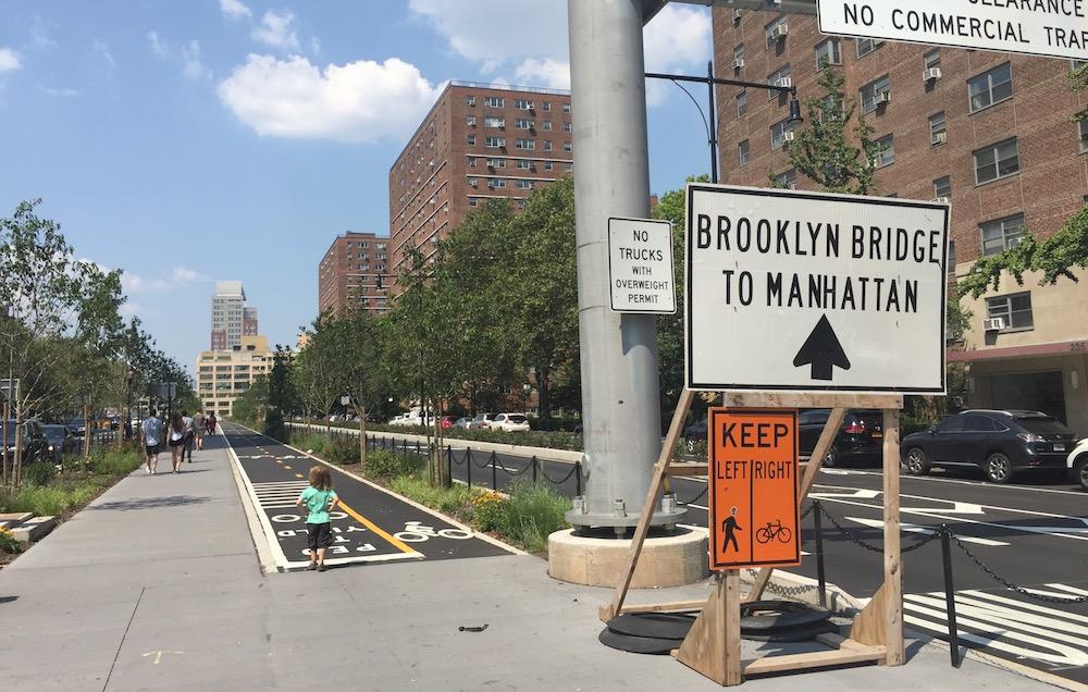 Doen in New York met kinderen - Brooklyn Bridge 01