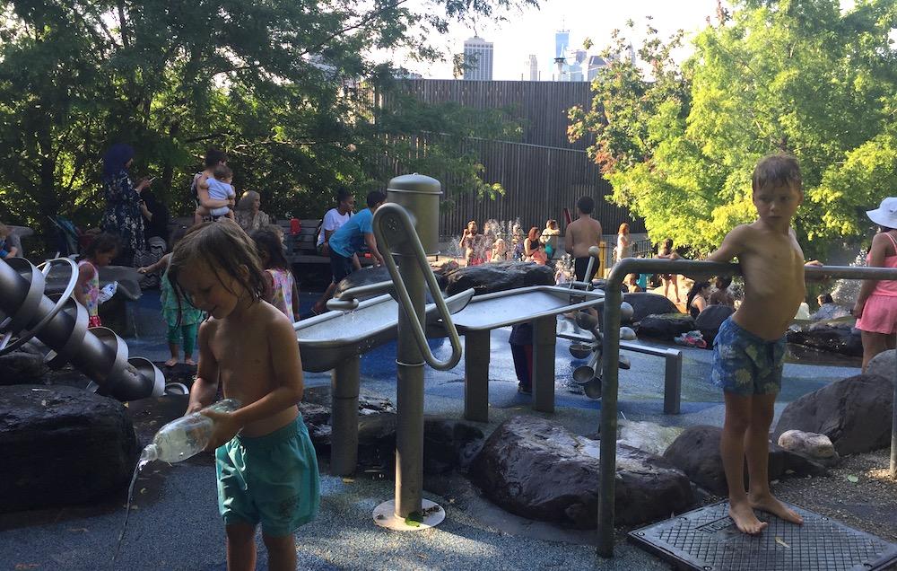 Doen in New York met kinderen - Waterlab 01