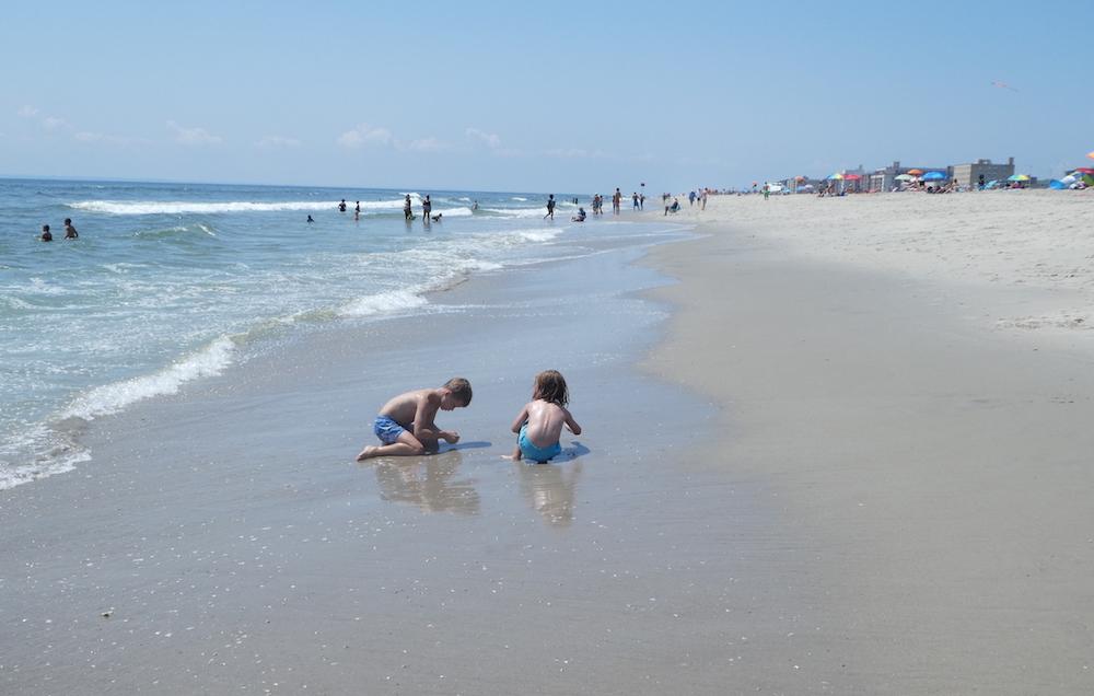Doen in New York met kinderen - Rockaway Beach 04