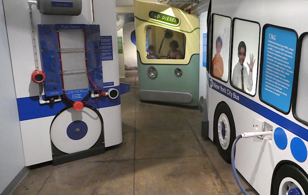 Doen in New York met kinderen - Transit Museum 06